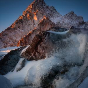 Ľadovo-slnečný mix