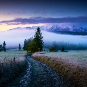 Cesta do hôr