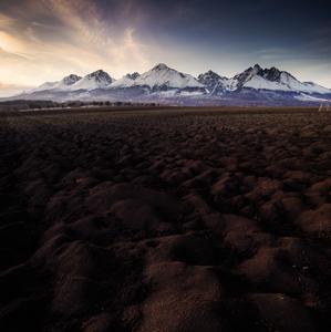 Islandsko-Tatranská
