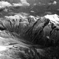 Alpské pleso II B&W