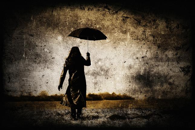 The Storm Around Me