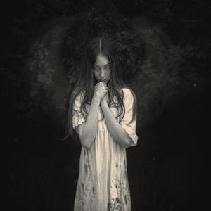 Dark good angel