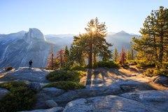 Glacier Point v Yosemite