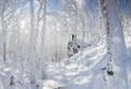 Havrania skala a zimný raj