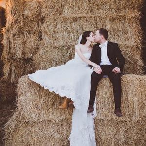 Slamová svadobná :)