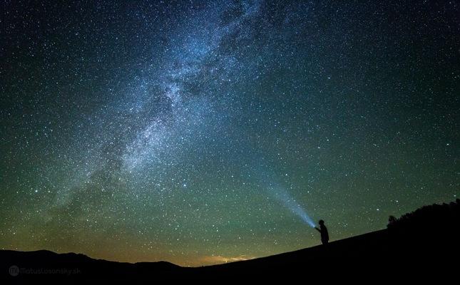Zázračná obloha...