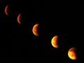fázy zatmenia mesiaca