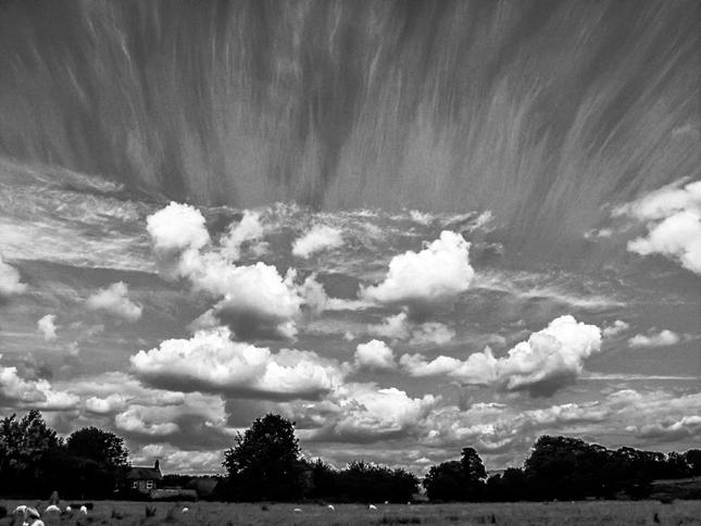 Séria oblaky