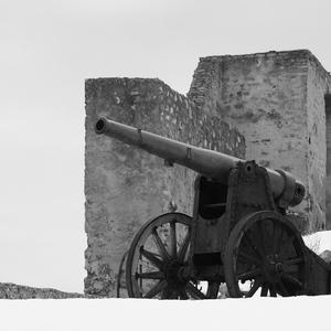 na Trenčianskom hrade