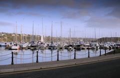 prístav v Kinsale