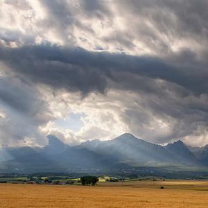 Tatranská panoráma