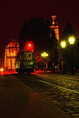 Nočná prechádzka mestom