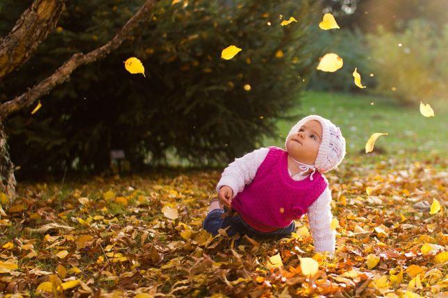 Šum jesenného lístia
