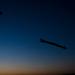 Odhodenie transparentu Mountfiel