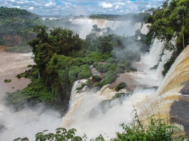 argentínske Iguazu