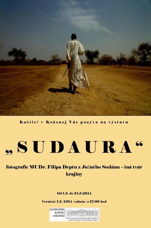 SUDAURA - Výstava fotografií z Južného Sudánu