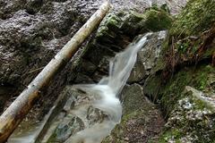 horský potôčik