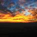 Západ Slnka nad Zemplínom