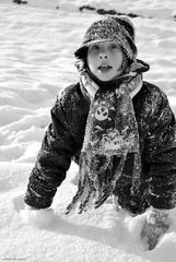 Snežné dieťa