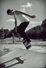 Výskok