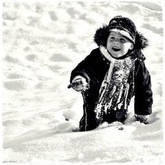 Brodenie snehom II