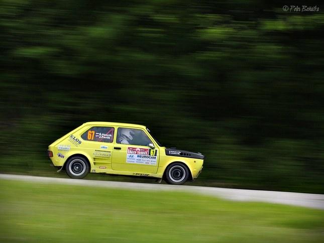 Rally Tríbeč 2013