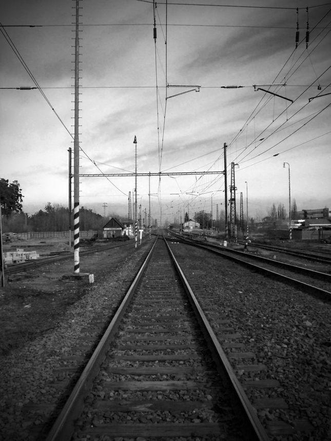železnica