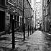 Edinburghské uličky  I.