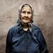 portrét starej ženy