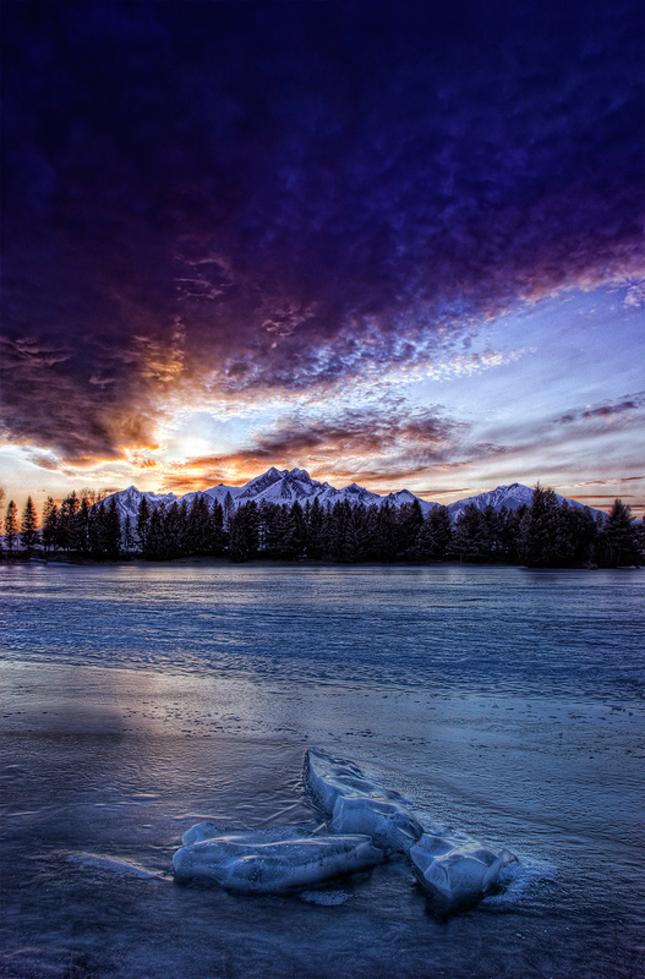 Ľadové krásy