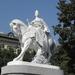 Replika sochy Márie Terézie