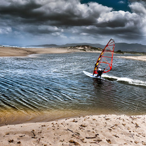 Surfing Sardegna-Valedoria
