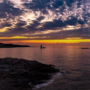 Algajola - Korzika