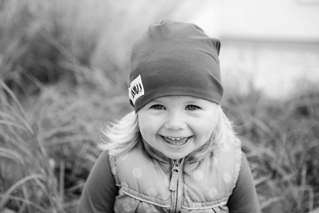 My little Michaela