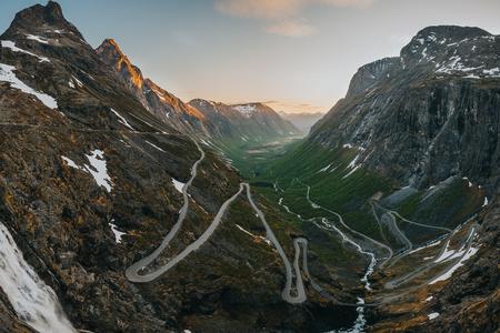 Åndalsnes- Trollstigen- Geiranger