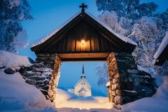Kostol v bráne