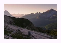 Ránko v Dolomitoch
