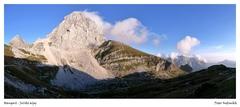 Mangart - Julské alpy