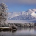 Zimné jazero