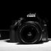 Canon 1000D - spotlight