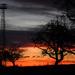 GSM sunset