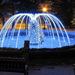 Nočná fontána