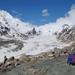 Ľadovec Pasterzee