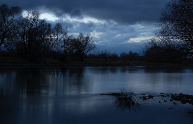 modrá Morava