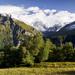 Kaukazká panoráma