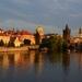 Podvečerná Praha