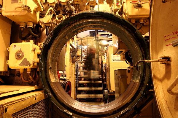 Prežili sme krátku ponorkovú nemoc