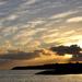 Východ slnka nad Monastirom