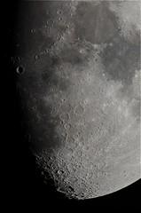 Mesiac detajlný