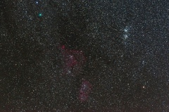 Kométa Jacques a Perzeus